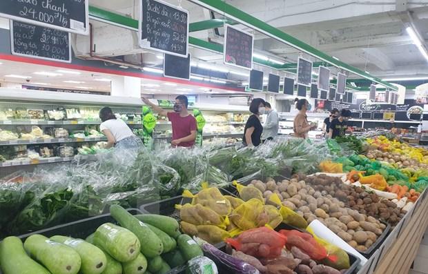 Indice de Precios al Consumidor de Ciudad Ho Chi Minh registra aumento de 0,33 por ciento hinh anh 1