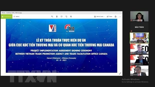 Canada apoya a las empresas propiedad de mujeres en Vietnam hinh anh 1