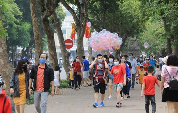 Sector turistico de Hanoi golpeado por la pandemia hinh anh 1