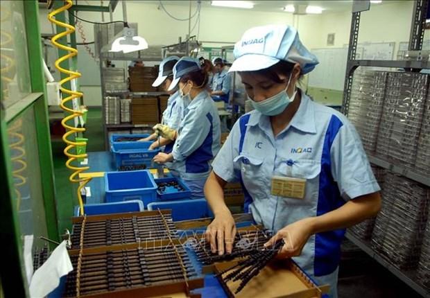 Hanoi recauda fondo millonario de IED en cinco meses hinh anh 1