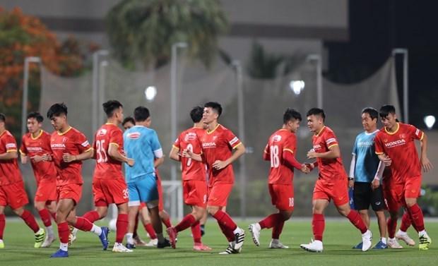 Vietnam y Jordania empatan 1-1 en partido amistoso hinh anh 1