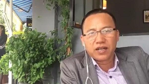 Emiten en Vietnam orden de busqueda a propagandista contra el Estado hinh anh 1