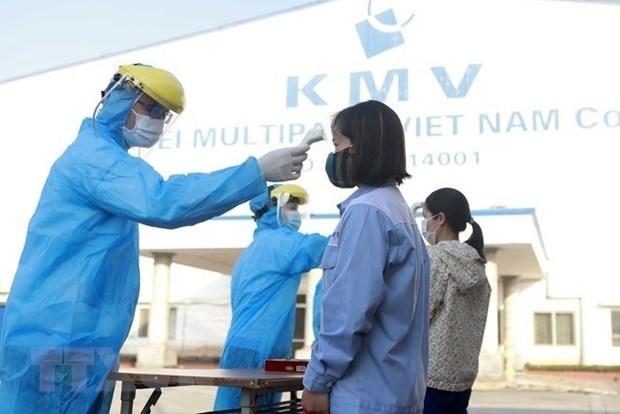 Casi 60 mil empresas vietnamitas suspenden temporalmente sus operaciones hasta mayo hinh anh 1
