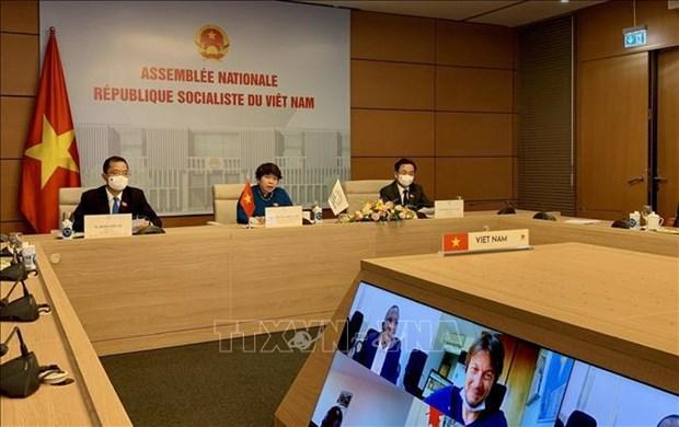 Vietnam asiste a reunion del Comite de Asuntos Parlamentarios de APF hinh anh 1