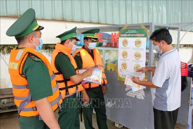 Provincia vietnamita de Tien Giang suspende actividades religiosas, deportivas y de ocio hinh anh 1
