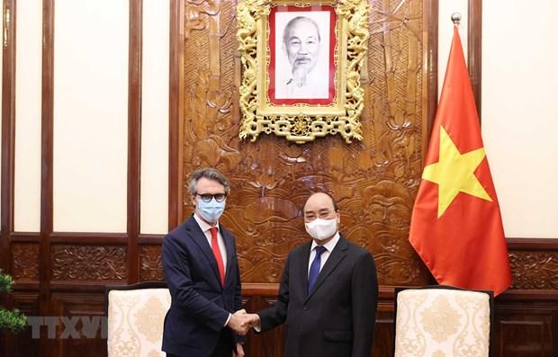 Proponen a UE respaldar a Vietnam en acceso a vacunas contra COVID-19 hinh anh 1