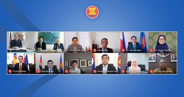 ASEAN y Noruega fomentan cooperacion multisectorial hinh anh 1
