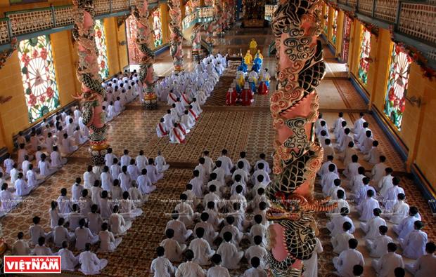 Vietnam reafirma politica de no discriminacion a grupos religiosos hinh anh 1