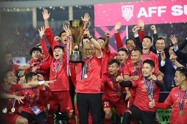 Organizaran sorteo de copa regional de futbol AFF Suzuki en agosto hinh anh 1
