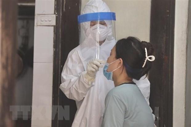 COVID-19 en Vietnam: 138 nuevos casos y 42 recuperados hinh anh 1