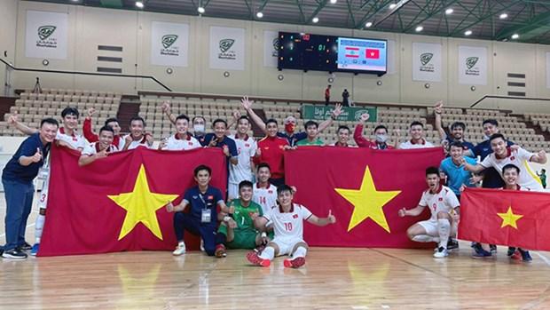 Mundial de Futsal 2021: Vietnam se medira a la Republica Checa, Panama y Brasil hinh anh 1