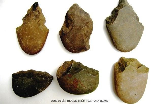 Descubren rastros de tribus prehistoricas en provincia norvietnamita hinh anh 1