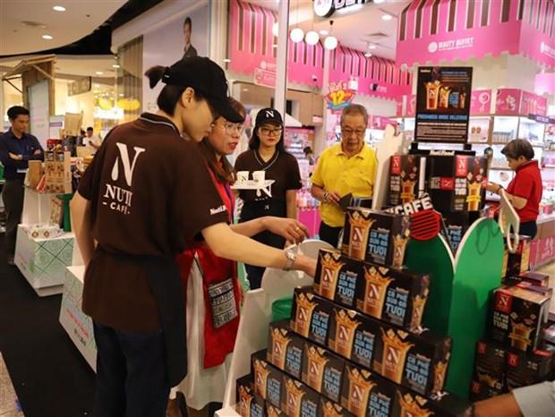 Productos vietnamitas aspiran a conquistar a consumidores tailandeses hinh anh 1