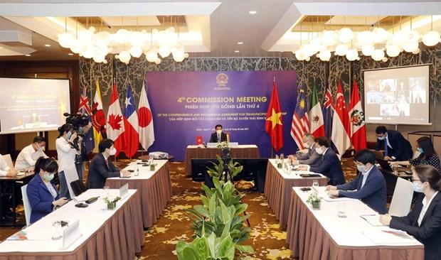 Negocian entrada del Reino Unido al Tratado Transpacifico hinh anh 2