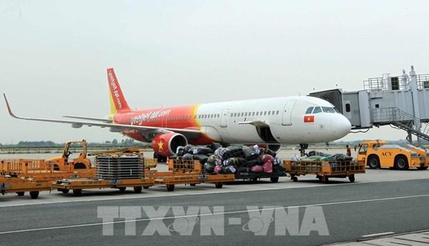 Suspenden vuelos entre Hai Phong y Ciudad Ho Chi Minh de Vietnam hinh anh 1