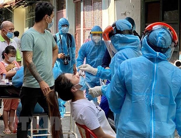 Vietnam reporta 91 casos nuevos del COVID-19 hinh anh 1