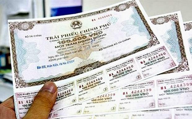 Vietnam recauda fondo multimillonario de bonos gubernamentales en mayo hinh anh 1
