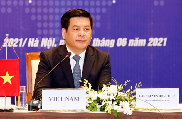 Promueven Vietnam y Nueva Zelanda cooperacion en foros multilaterales hinh anh 1