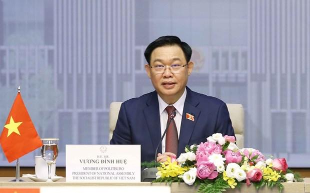Robustecen nexos de cooperacion integral Vietnam-Camboya hinh anh 1
