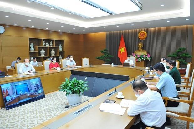 Ciudad Ho Chi Minh implementara robocalls para chequear estado de salud de los ciudadanos hinh anh 1