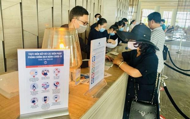 Establecimientos de alojamiento en Vietnam se registran como destinos seguros hinh anh 1