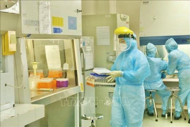 Empresas ofrecen asistencia a lucha contra el COVID-19 en Vietnam hinh anh 1