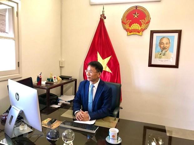 Vietnam y Barbados impulsan lazos de cooperacion hinh anh 1