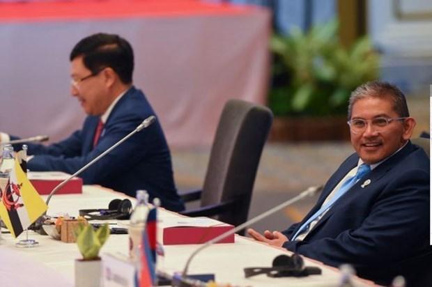 Empenada ASEAN en solucionar crisis politica en Myanmar hinh anh 1