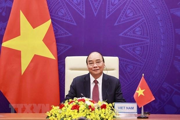 Joe Biden agradece asistencia de Vietnam a cumbre climatica hinh anh 1