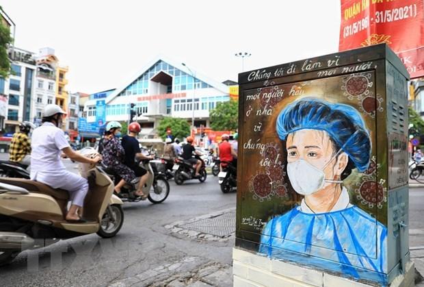 Laos se solidariza con Vietnam por complejizacion del COVID-19 hinh anh 1