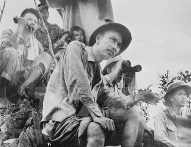 Exhiben documentos sobre contribuciones de Ho Chi Minh a la liberacion nacional hinh anh 1