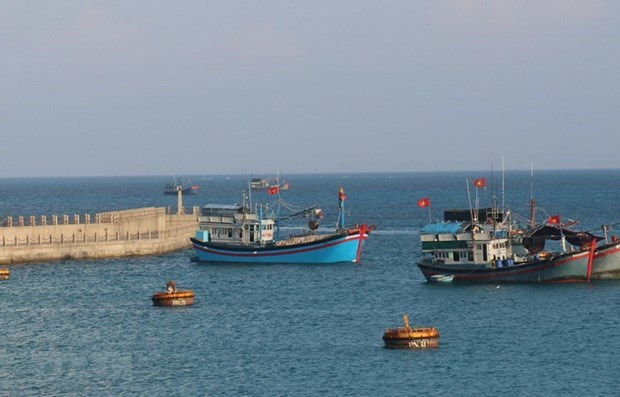 Lanzan concurso y exposicion nacional de fotografia artistica sobre el mar e islas de Vietnam hinh anh 1