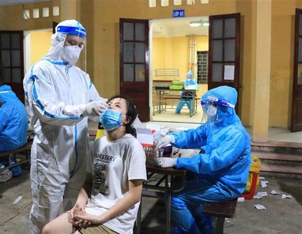 Reporta Vietnam 83 casos nuevos del COVID-19 hinh anh 1