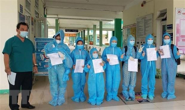 COVID-19: Otros 77 casos nuevos detectados en Vietnam hinh anh 1