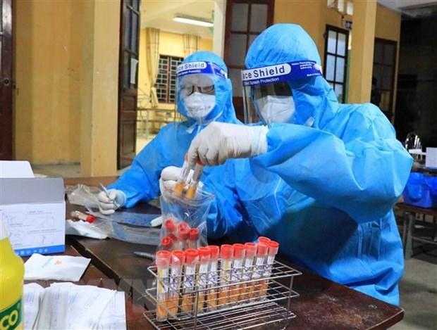 Vietnam registra 94 casos del COVID-19 hinh anh 1