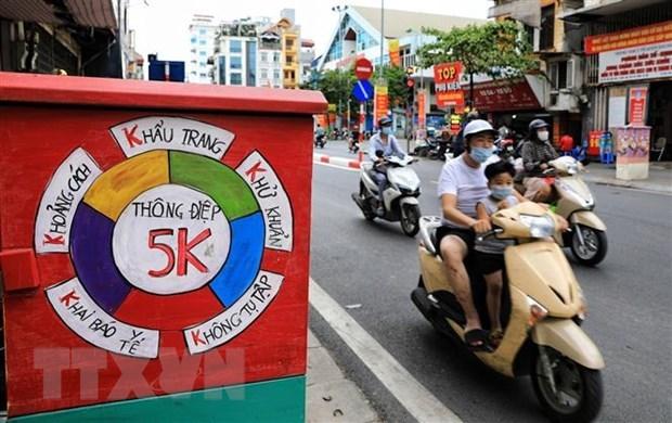 Periodista foraneo destaca respuesta rapida de Vietnam a la epidemia del COVID-19 hinh anh 1