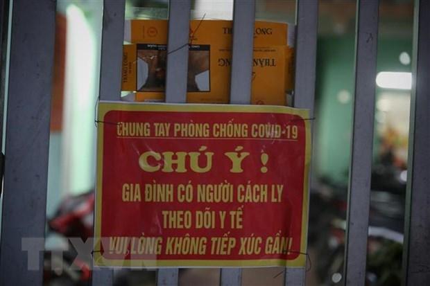 Vietnam cierra domingo con 65 nuevos casos de COVID-19 hinh anh 1