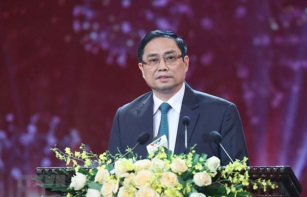 Vietnam lanza Fondo Nacional de Vacunas contra el COVID-19 hinh anh 1