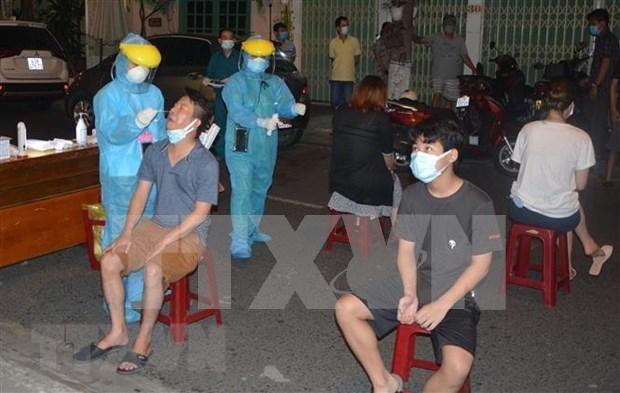 Avanza proceso de vacunacion contra el COVID-19 en Vietnam hinh anh 1