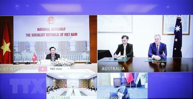Vietnam y Australia intensifican relaciones de asociacion estrategica hinh anh 2