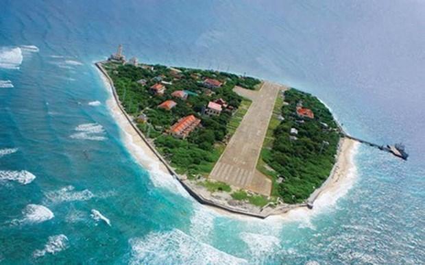 Faros en Truong Sa marcan soberania vietnamita en el mar hinh anh 2