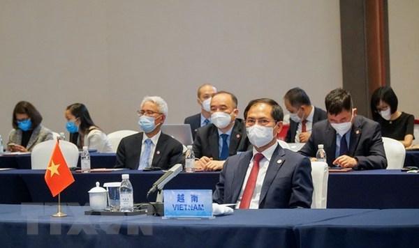 Reitera Vietnam apoyo a cooperacion ASEAN-China hinh anh 2