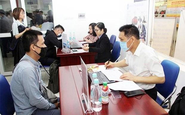 Hanoi garantiza empleos pese al COVID-19 hinh anh 1