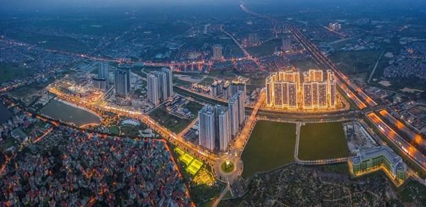 Compania vietnamita Vinhomes conquista premios del sector inmobiliario de Asia-Pacifico hinh anh 1