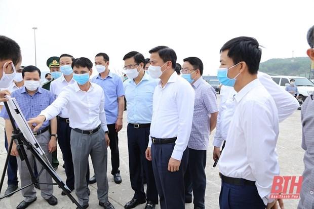 Provincia vietnamita de Thanh Hoa y PetroVietnam fomentan nexos de cooperacion hinh anh 2