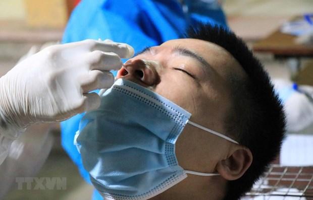 Vietnam registra 75 nuevos casos locales de COVID-19 hinh anh 1