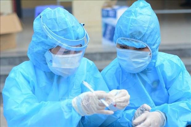 Vietnam confirma 92 nuevos contagios del COVID-19 hinh anh 1