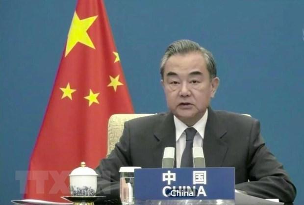 Indonesia y China continuan fortaleciendo cooperacion integral hinh anh 1