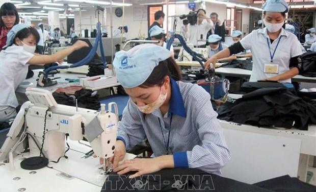 Vietnam elabora documentos para implementar acuerdo comercial con Reino Unido hinh anh 1