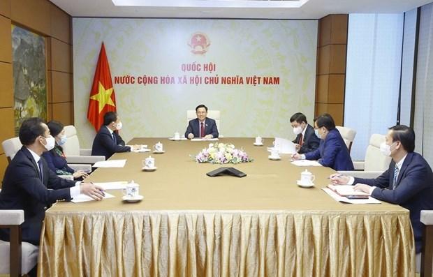 Rusia considera transferir tecnologia de produccion de su vacuna a Vietnam hinh anh 1